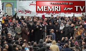 Prediger der al-Aqsa-Moschee fordert die Eroberung Roms