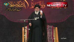 Ayatollah Ahmad Alamolhoda