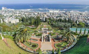 Gärten der Baha'i in Haifa