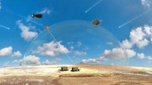 Israel entwickelt Lasertechnologie, um Raketen und Drohnen abzufangen