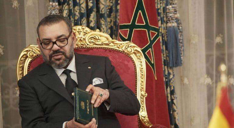 Marokkos König Mohammed IV.