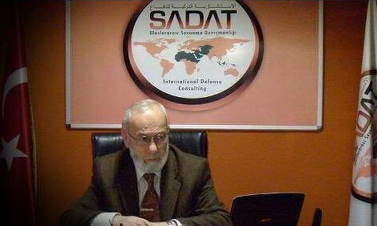 SADAT-Gründer und ehemaliger Militärberater Erdogans Adnan Tanrıverdi