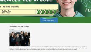 Homepage von Tom Radtke