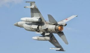 Türkischer F-16-Kampfjet