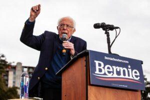 Bernie Sanders gilt augenblicklich als aussichtsreichster Anwärter auf die Demokratische Präsidentschaftskandidatur. (imago images/ZUMA Press)