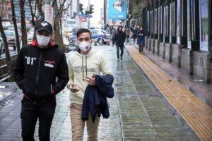 Von den eigenen Medien erhielten Menschen in Teheran keine Informationen über Coronavirus-Erkrankungen (imago images/ZUMA Press)