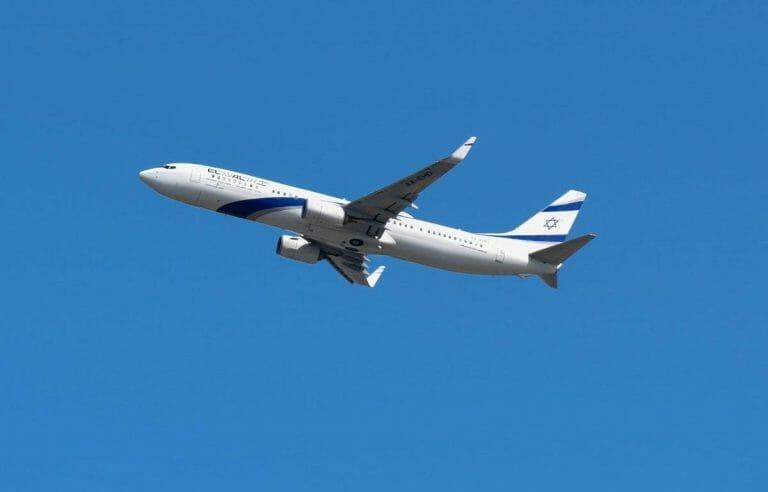 Israelischen Flugzeugen steht neuerdings der Flugraum des Sudan offen. (imago images/PanoramiC)