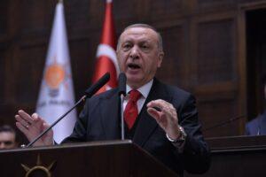 Seit dem Putschversuch von 2016 wittert Präsident Erdogan in der Türkei eine Verschwörung nach der anderen (imago images/Xinhua)
