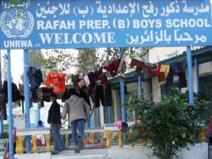 In Schulen der UNRWA werden Bücher verwendet, die gegen Israel hetzen und zu Gewalt anstacheln. (ISM Palestine/CC BY-SA 2.0)