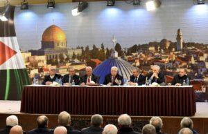 Abbas lehnt den Friedensplan von Donald Trump ab