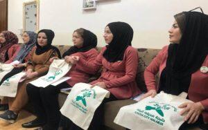 Fabrik in Irakisch-Kurdistan stellt umweltfreundliche Jutebeutel her