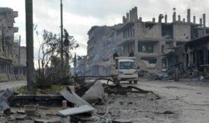 Bombenangriffe in Idlib halten unvermindert an