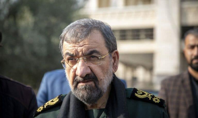 Mitglied des iranischen Schlichtungsrates Mohsen Rezaei