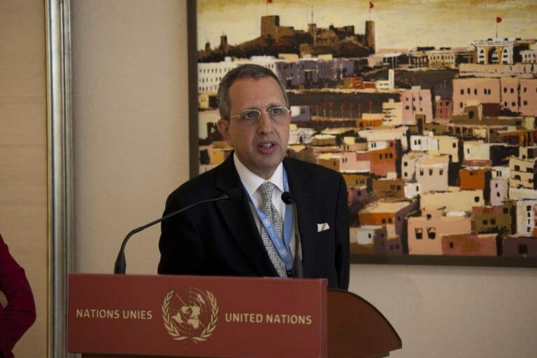 Tunesiens entlassener UNO-Botschafter Moncef Baati