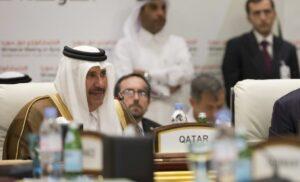 Katars ehemaliger Premierminister Hamad bin Jassim Al Thani