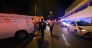 Terror-Anschlag in Jerusalem