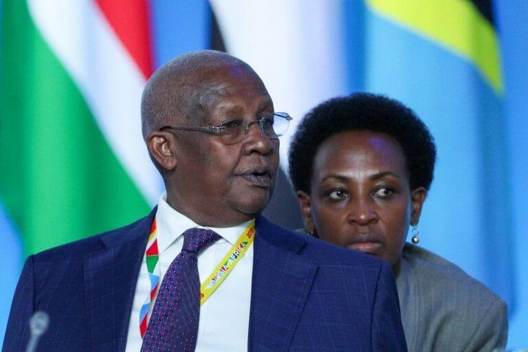 Uganda Präsident