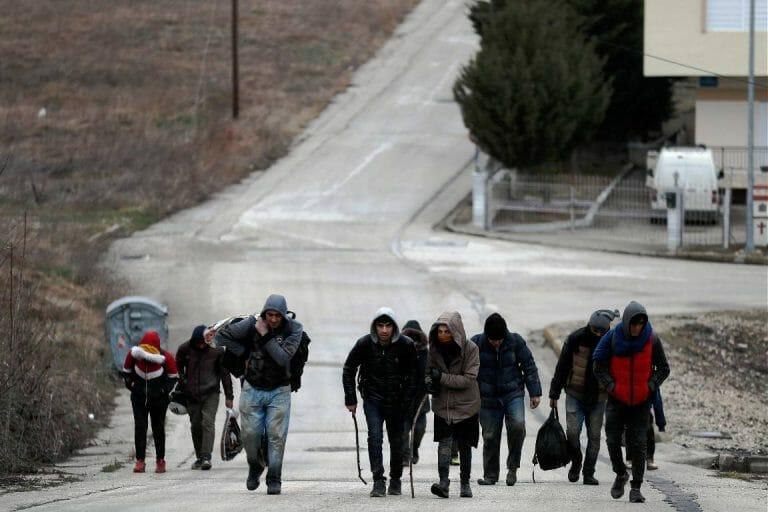 Erdogan benutzt Flüchtlinge als Druckmittel für seine Politik. (imago images/Xinhua)