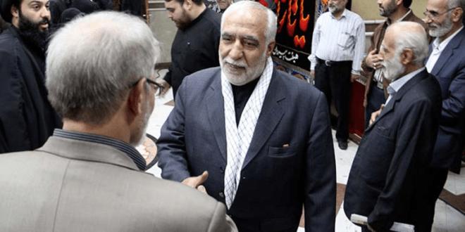 """Der """"Schlächter von Teheran"""" Mohammad Haj Abolghasemi"""