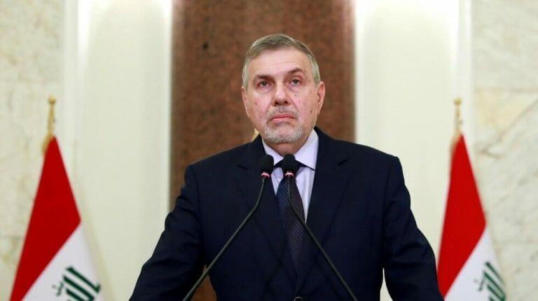 Designierter Premierminister des Irak, Mohammed Allawi