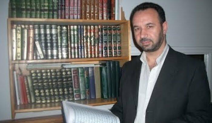 Der Vorsitzenden des Verbandes der marokkanischen Moscheen in den Niederlanden Yahia Bouyafa