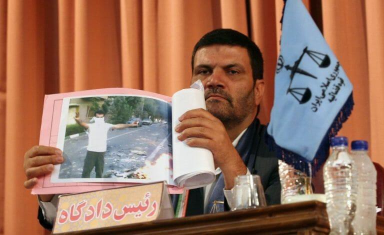 Der als ultrakonservativ berüchtigte Richter Abolqassem Salavati