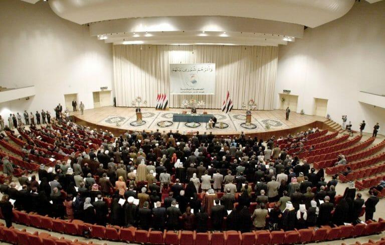 Parlament in Bagdad
