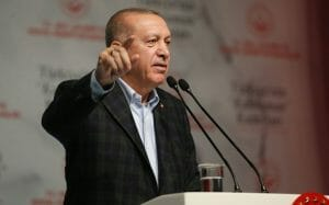 Erdogan fordert Griechenland auf, die Grenzen zu öffnen