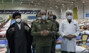 """Irans Gesundheitsministerium weist das Hilfsangebot von """"Ärzte ohne Grenzen"""" als nicht notwendig zurück"""