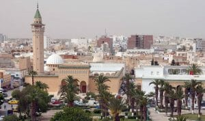 Die tunesische Stadt Sousse