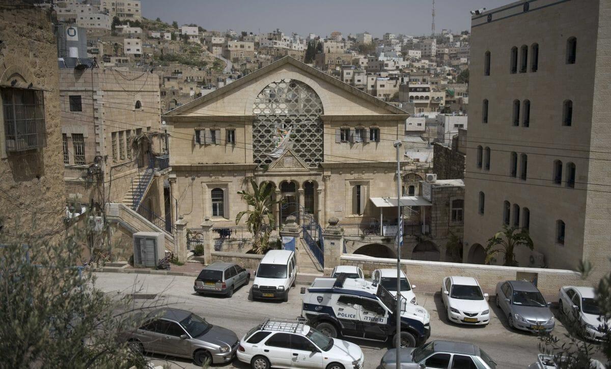 Synagoge in Hebron