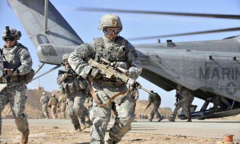 US-Truppen im Irak