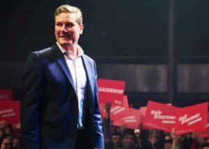 Keir Starmer will den Antisemitismus in der Labour Party bekämpfen. (imago images/PA Photo)