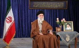 Eine Politik des Regimewechsels zielt auf das Ende der theokratischen Diktatur im Iran ab. (imago images/ZUMA Wire)