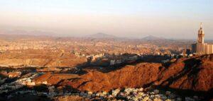 Blick über Mekka - auch im Ursprungsland des Islam soll es keine Auspeitschungen mehr geben. (pixabay)