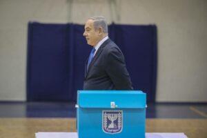 Bleibt vorerst Israels Premier: Benjamin Netanjahu (imago images/Xinhua)