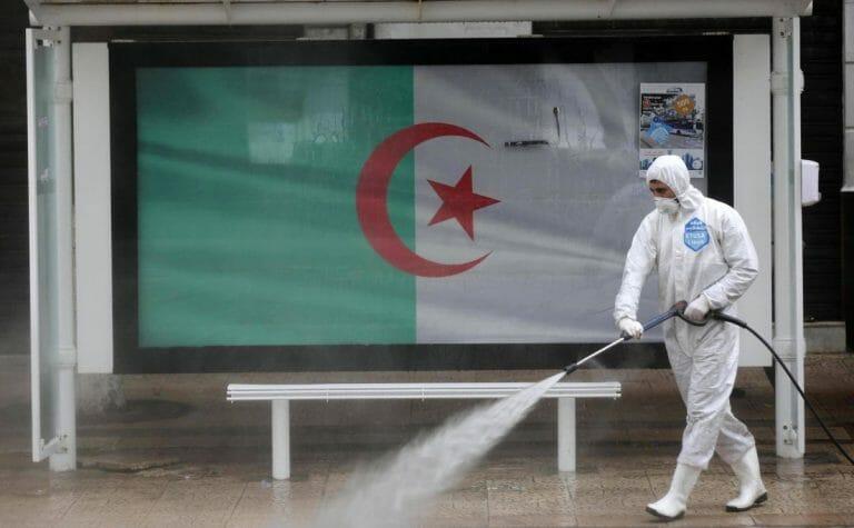 Die algerische Regierung verschärft in der Corona-Krise die Repression