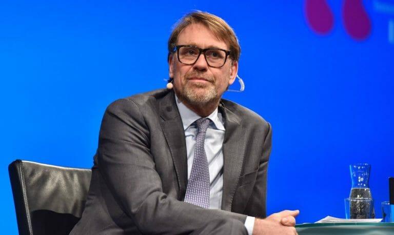 Der Leiter der Abteilung Kultur und Kommunikation im Auswärtigen Amt Andreas Görgen