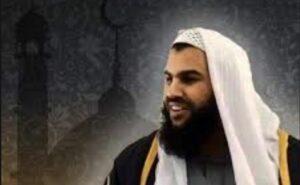 Der Berliner Salafistenprediger Ahmad Armih
