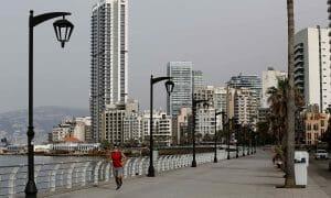 Der Libanon verhängte bereits frühe strenge Ausgangsbeschränkungen