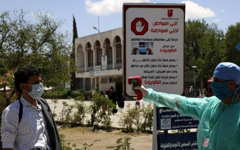 Aus dem Jemen gibt es kaum Zahlen über Corona-Infektionen