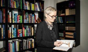 Die Generalsekretärin der Dänischen BibelgesellschaftBirgitte Stokkelund Larsen