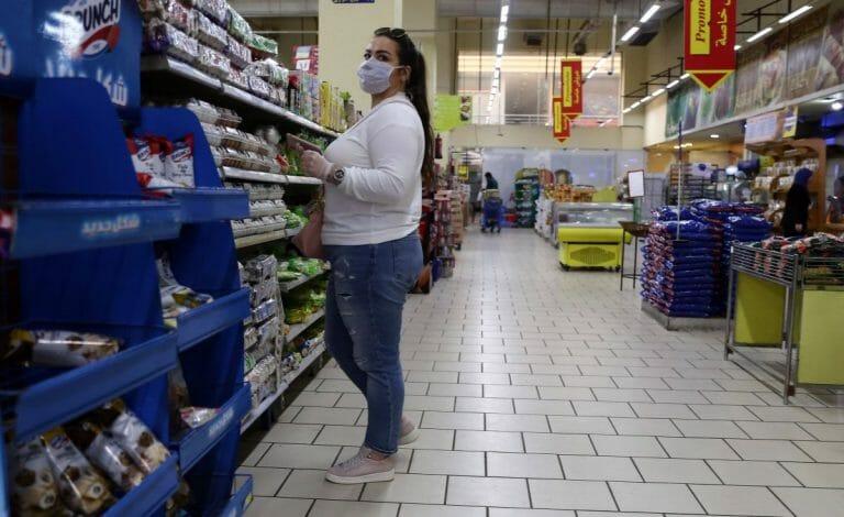 Ägypter werden angehalten, möglichst viele Erledigungen bargeldlos abzuwickeln