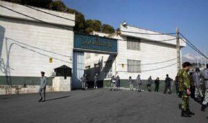 Im Evin-Gefängnis in Teheran wurden bereits ein Wächter und ein Gefangener positiv auf Corona getestet