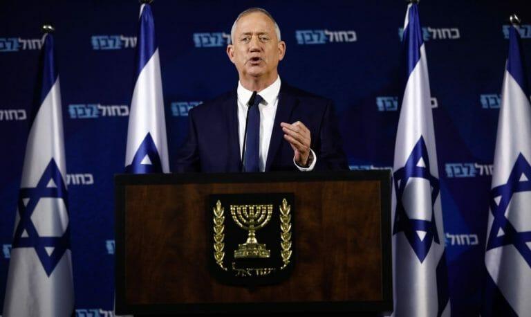 Netanjahus Herausforderer Benny Gantz ist es nicht gelungen, eine Regierung zu bilden