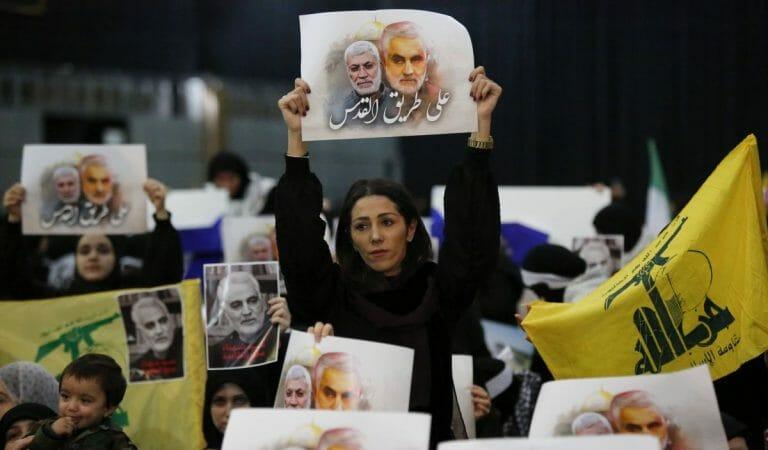 Ein Hisbollah-Kommandeur hat die Rolle von Irans Soleimani im Irak übernommen