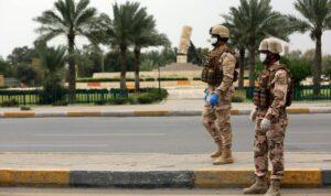 Der IS könnte ausnutzen, dass das irakische Militär mit der Durchsetzung der Corona-Maßnahmen beschäftigt ist