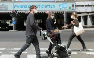 Ab heute treten Lockerung der strikten Corona-Maßnahmen in Israel in Kraft