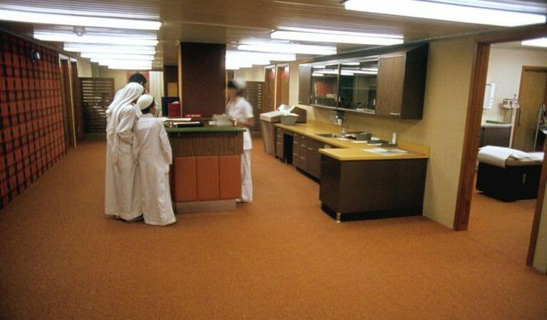 King Faisal Specialists Hospital in Riyad