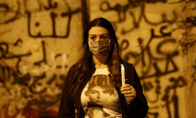 Im Libanon kommt es erneut zu Protesten gegen die Regierung